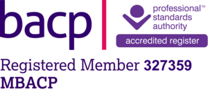 How I Can Help You. BACP Logo 2