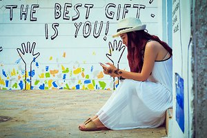 Blog. Best Gift is You