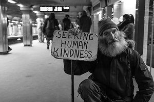Blog. Seeking kindness